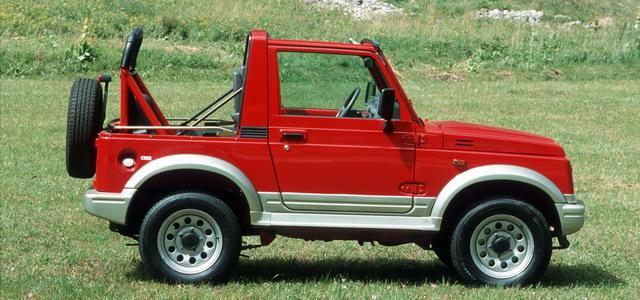 Jeep Car Hire Koh Samui